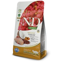 N&D Cat Grain Free Quinoa Skin & Coat Quail