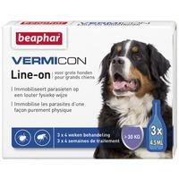Beaphar Vermicon Dog Line-on Spot-on | | Rácsepegtető oldat kutyáknak élősködők ellen