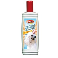 Panzi sampon fehér szőrű kutyáknak