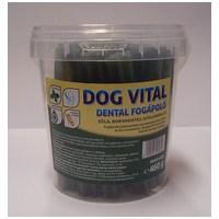 Dog Vital Dental fogápoló jutalomfalatok propolisszal és vanilíával
