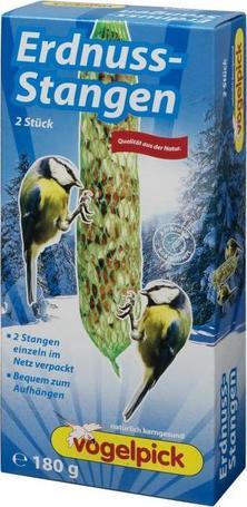 Vogelpick mogyoró rudak vadmadarak etetéséhez