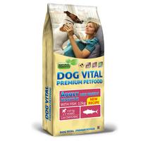 Dog Vital Adult Mini Breeds Sensitive Fish száraztáp | Kistestű kutyáknak | Bőr- és szőrproblémákra