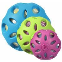 JW Crackle Heads recsegő, ropogó labda kutyáknak