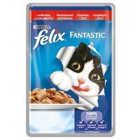 Felix Fantastic marhahús aszpikban - Macskaeledel alutasakban