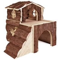 Trixie Bjork XL kétszintes faház feljáróval rágcsálóknak