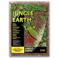 Exo Terra Jungle Earth terrárium talaj