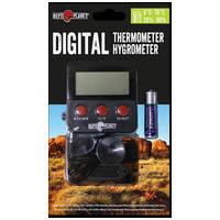 Reptil Planet Digital Thermometer/Hygrometer terráriumokba