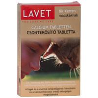Lavet csonterősítő tabletta macskáknak