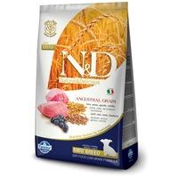 N&D Dog Low Grain Puppy Mini bárányhússal és vörös áfonyával | Eledel kölyökkutyák részére