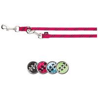 Trixie Sporty extra erős hoszabbítható kötélpóráz fényvisszaverő csíkokkal