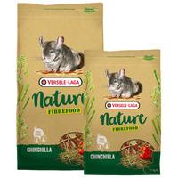 Versele-Laga Nature Fibrefood Chinchilla | Diétás eledel túlsúlyos, idős csincsillák részére