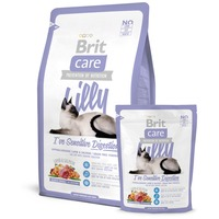 Brit Care Cat Lilly I've Sensitive Digestion – Lamb & Salmon