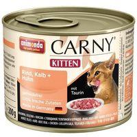 Animonda Carny Kitten borjú- és csirkehúsos konzerv