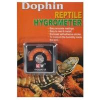 KW Dophin páratartalom mérő (hygrometer) terráriumba