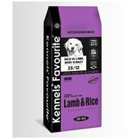 Kennels' Favourite Lamb Rice