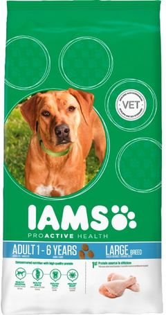 IAMS ProActive Health Dog Adult Large Chicken kutyatáp