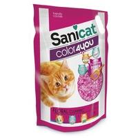 Sanicat Color4You Pink Floral macskaalom