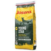 Josera YoungStar gabonamentes táp baromfihússal és krumplival növésben lévő kutyáknak