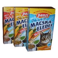 Panzi Delicates marhás és zöldséges száraztáp cicáknak