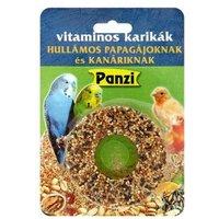 Panzi vitaminos karika hullámos papagájoknak és kanáriknak