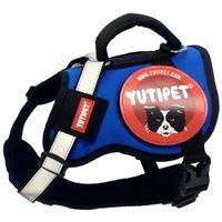 Yutipet RnD párnázott biztonsági kutyahám (Kék)