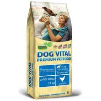 Dog Vital Junior Large Breed Chicken | Csirkehúsos száraztáp nagytestű növendék kutyáknak
