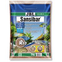 JBL Sansibar Red természetes akvárium talaj (vörös)