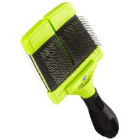FURminator Large Soft Slicker Brush – Kétoldalas kefe