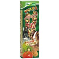Nestor gyümölcsös és mogyorós XXL rúd rágcsálóknak és nyulaknak