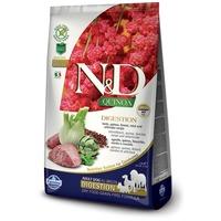 N&D Dog Grain Free Quinoa Digestion Lamb – Emésztési problémákra | Szuperprémium kutyatáp