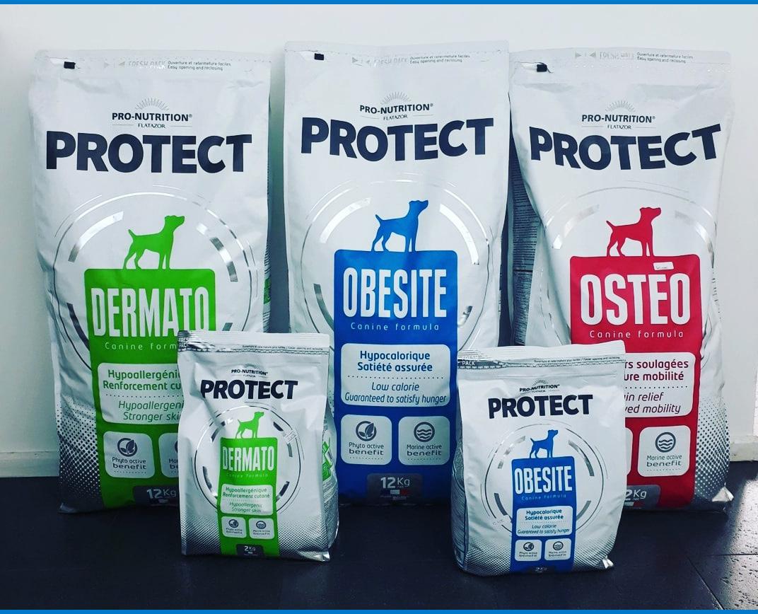 Flatazor Protect gyógytápok kutyáknak