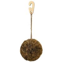 Trixie ehető tengerifű labda fakampós kötélen kisállatok számára
