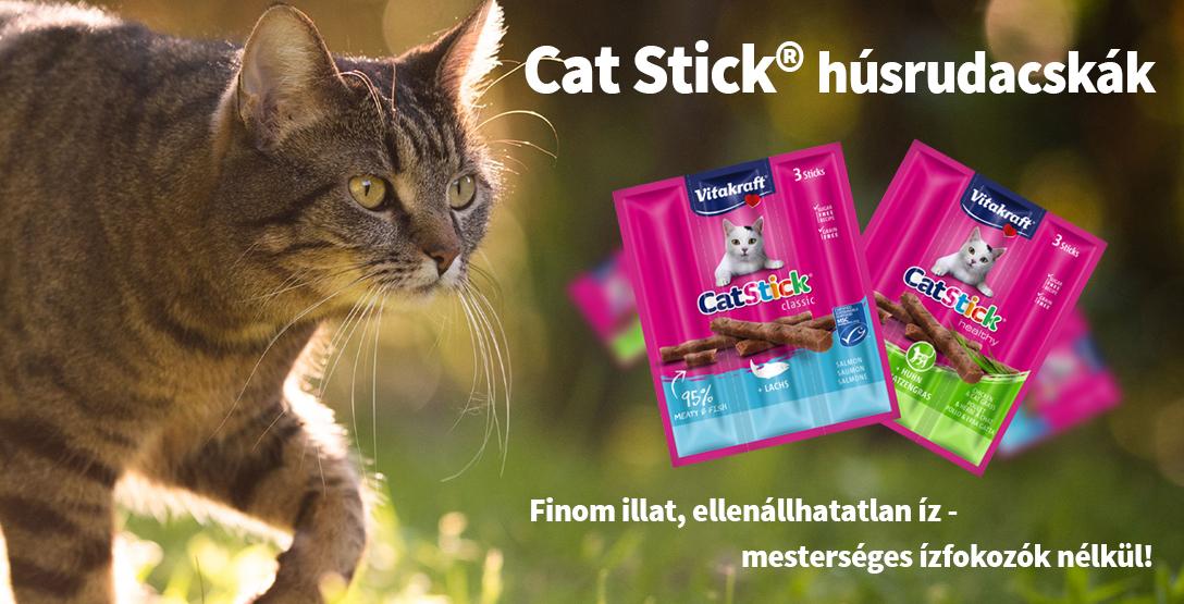 VitakraftC Cat Stick húsrudacskák cicáknak