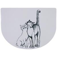 Trixie dörgőlőző cicákat ábrázoló tálalátét