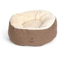 Agui Snuggle Bed szuperpuha kutya / macska ágy - Barna