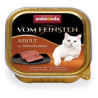 Animonda Vom Feinsten Adult – Csirkemájas macskaeledel