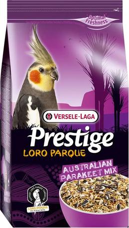 Versele-Laga Prestige Australian Parakeet Loro Parque Mix   Madáreledel