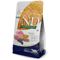 N&D Cat Adult Lamb & Blueberry Ancestral Grain macskaeledel