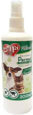 Dolly Natural bolha és kullancsriasztó permet kutyáknak és macskáknak
