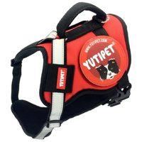 Yutipet párnázott biztonsági kutyahám (Piros)