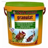 Sera Pond Granulat szemcsés kerti tavi haltáp