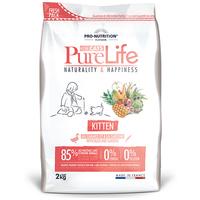 Flatazor Pure Life Chat Kitten | Hipoallergén táp kölyökcicáknak