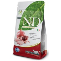 N&D Cat Adult Chicken & Pomegranate Grain Free | Száraztáp macskáknak