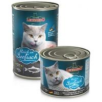Leonardo tengeri halban gazdag konzerves macskaeledel