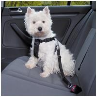 Trixie autós biztonsági öv + hám kutyáknak