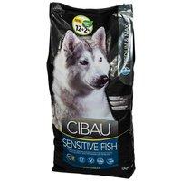 Cibau Sensitive Fish Medium & Maxi száraztáp érzékeny emésztőrendszerű kutyáknak