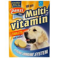 Panzi multivitamin tabletta kutyáknak az ellenállóképességért