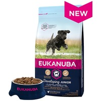 Eukanuba Junior Large nagytestű és óriás testű kutyáknak