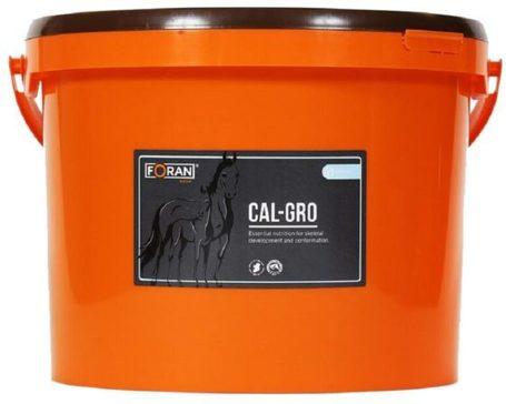 Foran Cal-Gro takarmánykiegészítő lovaknak optimális csontfejlődés és növekedés céljára