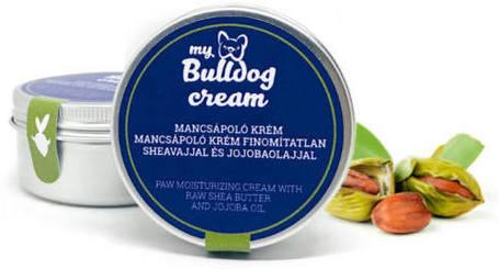 My Bulldog természetes orr- és mancsápoló krém - Sheavaj jojobaolajjal